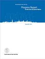 ProgressReportonNYCSchoolReform–September2005