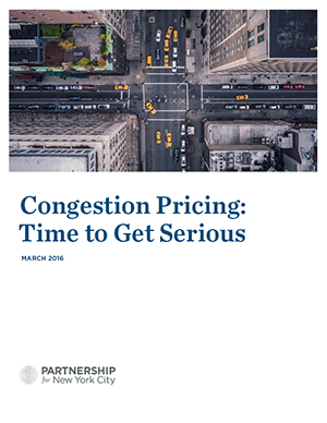 Congestion Pricing: Time to Get Serious