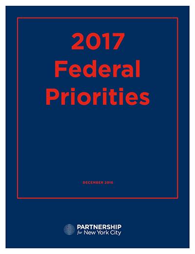 2017 Federal Priorities
